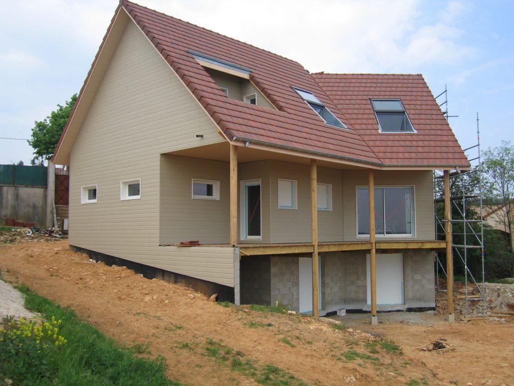 realisations l 39 art du toit. Black Bedroom Furniture Sets. Home Design Ideas