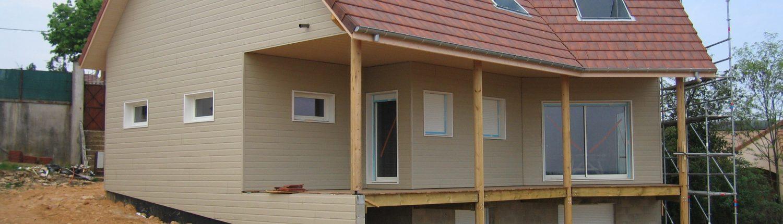 maison bbc a ossature bois l 39 art du toit. Black Bedroom Furniture Sets. Home Design Ideas